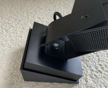 Alternativ Halterung für Netatmo Presence Kamera